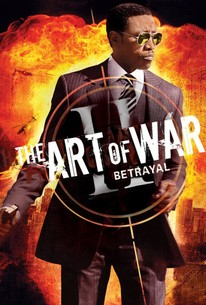 Poster for The Art of War II: Betrayal (2008)