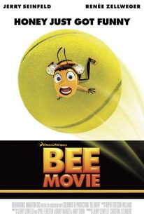 Poster for Bee Movie (2007)