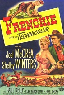 Poster for Frenchie (1950)