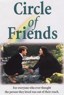 Poster for Circle of Friends (1995)