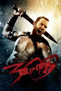 Poster for 300: Rise of an Empire (2014)