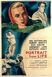 Poster for Portrait from Life (1949)