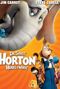 Poster for Horton Hears a Who! (2008)