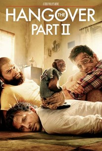 Poster for The Hangover Part II (2011)