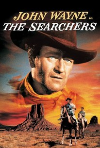Poster for The Searchers (1956)