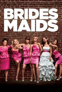 Poster for Bridesmaids (2011)