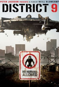 Poster for District 9 (2009)
