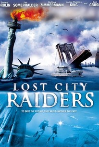 Poster for Lost City Raiders (2008)