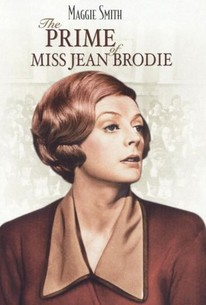 Poster for The Prime of Miss Jean Brodie (1969)