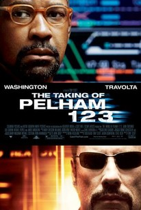Poster for The Taking of Pelham 123 (2009)