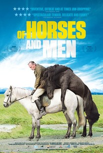 Poster for Of Horses and Men (2013)