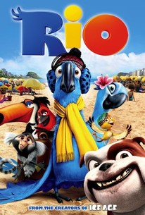Poster for Rio (2011)