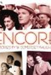 Poster for Encore (1951)