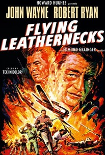 Poster for Flying Leathernecks (1951)