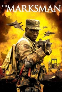 Poster for The Marksman (2005)