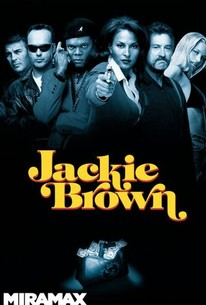 Poster for Jackie Brown (1997)