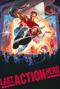 Poster for Last Action Hero (1993)