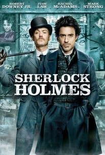 Poster for Sherlock Holmes (2009)