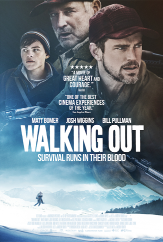 Poster for Walking Out (2017)