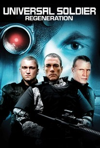 Poster for Universal Soldier: Regeneration (2009)