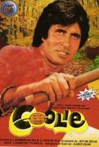 Poster for Coolie (1983)