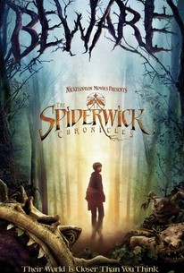 Poster for The Spiderwick Chronicles (2008)