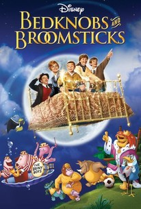 Poster for Bedknobs and Broomsticks (1971)