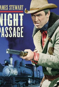 Poster for Night Passage (1957)