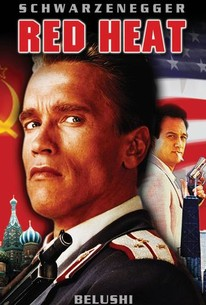 Poster for Red Heat (1988)