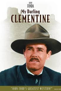 Poster for My Darling Clementine (1946)