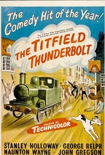 Poster for The Titfield Thunderbolt (1953)