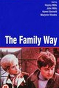 Poster for The Family Way (1966)