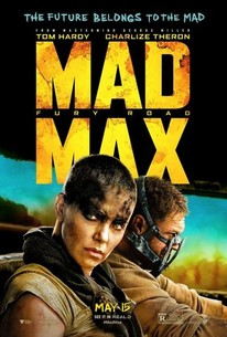 Poster for Mad Max: Fury Road (2015)