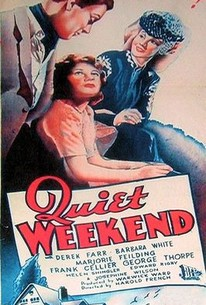 Poster for Quiet Weekend (1946)