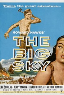 Poster for The Big Sky (1952)
