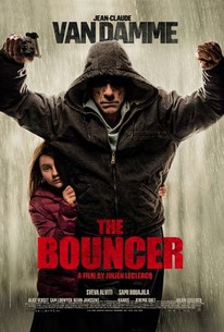 Poster for The Bouncer (2018)