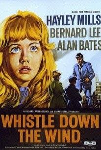 Poster for Whistle Down the Wind (1961)