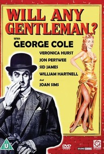 Poster for Will Any Gentleman? (1953)