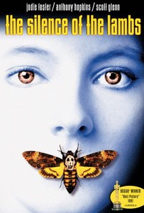 Poster for The Silence of the Lambs (1991)