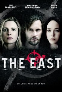 Poster for The East (2013)