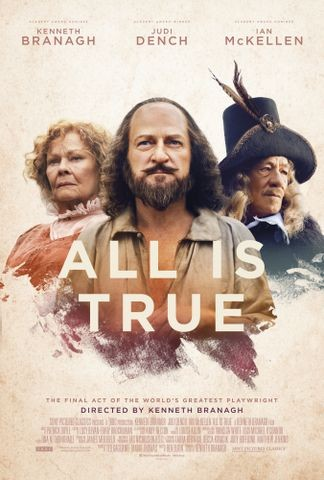 Poster for All Is True (2018)