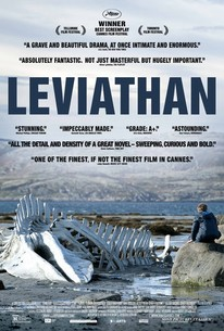 Poster for Leviathan (2014)