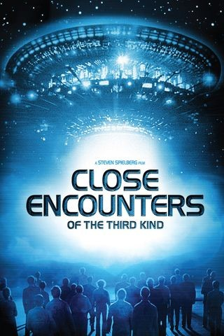 Poster for Close Encounters of the Third Kind (1977)