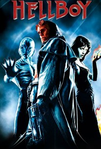 Poster for Hellboy (2004)