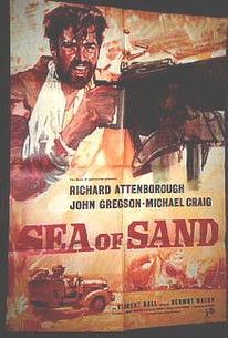 Poster for Sea of Sand (1958)