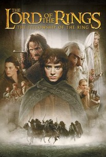 Poster for The Lord of the Rings: The Fellowship of the Ring (2001)