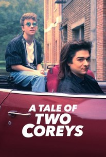 Poster for A Tale of Two Coreys (2018)