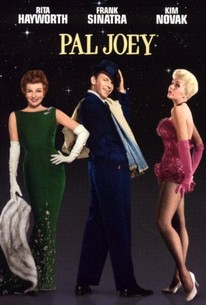 Poster for Pal Joey (1957)