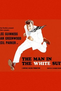 Poster for The Man in the White Suit (1951)