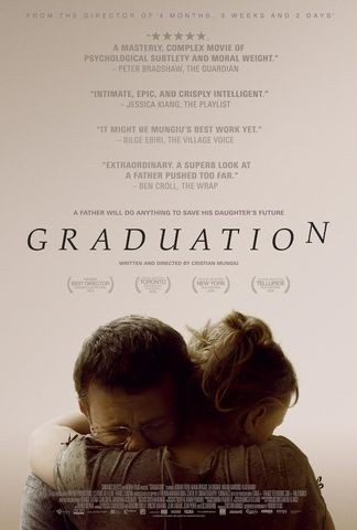 Poster for Graduation (2016)
